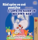 I Love to Sleep in My Own Bed (Czech English Bilingual Book for Kids) - Book