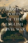 Women Poets of the English Civil War - Book