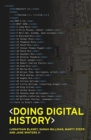 Doing Digital History : A Beginner's Guide to Working with Text as Data - Book
