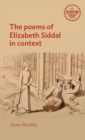 The Poems of Elizabeth Siddal in Context - Book