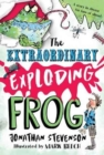 The Extraordinary Exploding Frog - Book