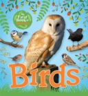 My First Book of Nature: Birds - Book