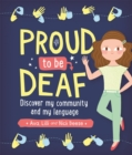 Proud to be Deaf - Book