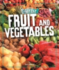 Fruit and Vegetables - Book