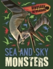 Dinosaur Infosaurus: Sea and Sky Monsters - Book