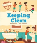 Healthy Me: Keeping Clean - Book