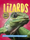 Pet Pals: Lizards - Book