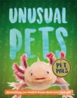 Pet Pals: Unusual Pets - Book