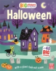 Big Stickers for Tiny Hands: Halloween : With scenes, activities and a giant fold-out picture - Book