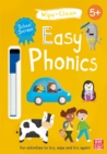 School Success: Easy Phonics : Wipe-clean book with pen - Book