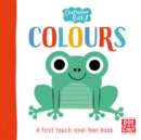 Chatterbox Baby: Colours : A touch-and-feel board book to share - Book