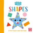 Chatterbox Baby: Shapes : A touch-and-feel board book to share - Book