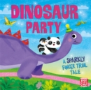 Finger Trail Tales: Dinosaur Party - Book