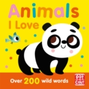 Talking Toddlers: Animals I Love - Book