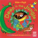 Hide and Peek: Deep in the Jungle - Book