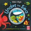 Hide and Peek: Under the Sea - Book