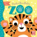 Peek-a-Boo Baby: Zoo - Book