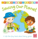 Find Out About: Saving Our Planet - Book