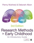 Research Methods in Early Childhood : An Introductory Guide - Book
