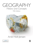 Geography : History and Concepts - eBook