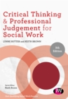 Critical Thinking and Professional Judgement for Social Work - eBook