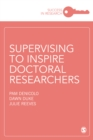 Supervising to Inspire Doctoral Researchers - eBook