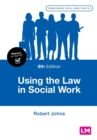 Using the Law in Social Work - Book