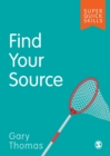 Find Your Source - Book