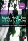 Mental Health Law in England and Wales : A Guide for Mental Health Professionals - Book