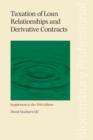 Taxation of Loan Relationships and Derivative Contracts - Supplement to the 10th edition - Book