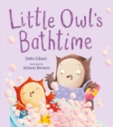 Little Owl's Bathtime - Book