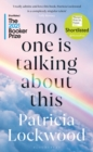 No One Is Talking About This : SHORTLISTED FOR THE WOMEN'S PRIZE 2021 - eBook