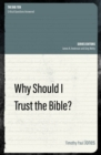 Why Should I Trust the Bible? - Book