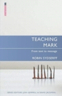 Teaching Mark : From Text to Message - Book