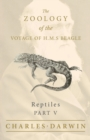 Reptiles - Part V - The Zoology of the Voyage of H.M.S Beagle - Book