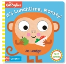 It's Lunchtime, Monkey - Book