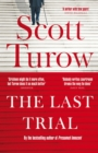 The Last Trial - Book
