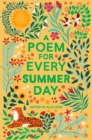 A Poem for Every Summer Day - Book
