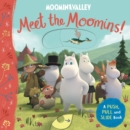 Meet the Moomins! A Push, Pull and Slide Book - Book