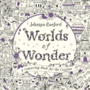 Worlds of Wonder : A Colouring Book for the Curious - Book