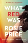 What Red Was - Book