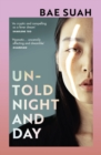 Untold Night and Day - Book