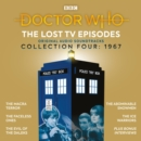Doctor Who: The Lost TV Episodes Collection Four : Second Doctor TV Soundtracks - Book