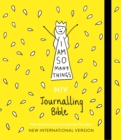 I Am So Many Things - NIV Journalling Bible - Book