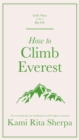 How to Climb Everest - Book