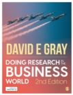 Doing Research in the Business World: Paperback with Interactive eBook - Book