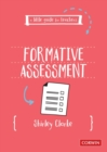 A Little Guide for Teachers: Formative Assessment - Book