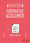 A Little Guide for Teachers: Formative Assessment - eBook