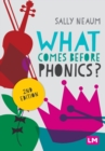 What comes before phonics? - Book