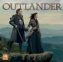 Outlander 2020 Square Wall Calendar